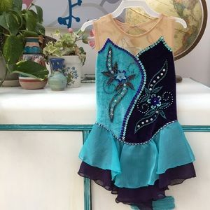 Other - Custom-Made Figure Skating Dress ⛸
